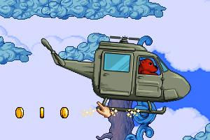《小熊开飞机》游戏画面1