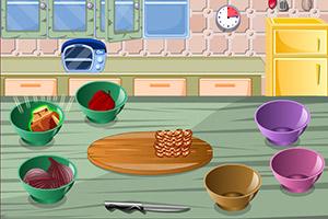 《披萨的多重口味》游戏画面1