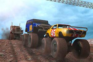 《越野车大赛2》游戏画面1