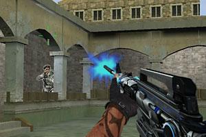 《M4A1雷神无敌版》游戏画面1