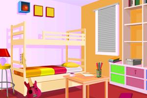 《小孩学习室逃脱》游戏画面1