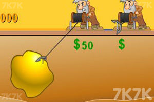 《黃金礦工雙人版》截圖2