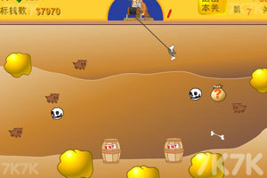 《黄金矿工单人版》游戏画面7