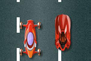 《F1公路赛车》游戏画面1