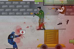 《反恐精英2D体验版》游戏画面2