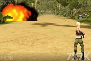 《亚马逊女特警》游戏画面7