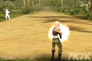 《亚马逊女特警》游戏画面4
