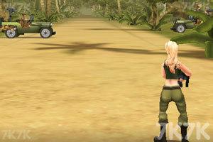 《亚马逊女特警》游戏画面6