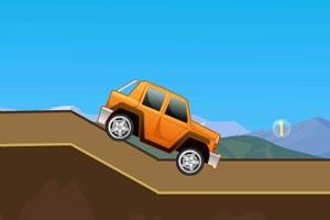 《沙漠汽车旅途》游戏画面1