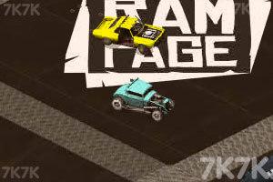 《3D疯狂车赛》游戏画面9