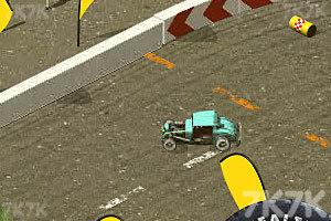 《3D疯狂车赛》游戏画面5