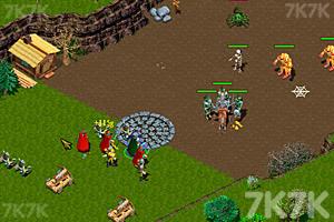 《上古Dota》游戏画面1