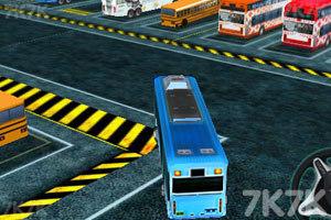 《3D巴士停车》游戏画面3