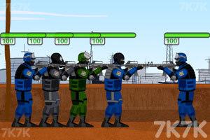 《反恐精英2D体验版》游戏画面5