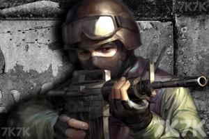 《反恐精英2D体验版》游戏画面1