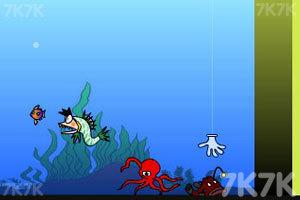 《机器猫钓鱼》游戏画面9