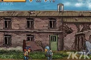 《水陆突击队》游戏画面1