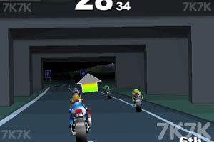 《暴力摩托车》游戏画面3