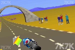 《暴力摩托车》游戏画面10