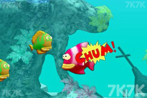 《大鱼吃小鱼2》截图6