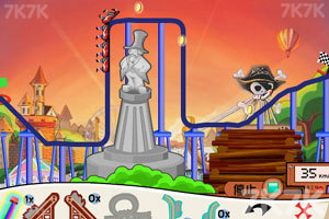 《疯狂过山车》游戏画面10