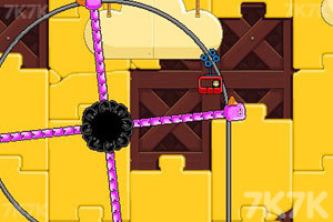 《可爱过山车2双人版》游戏画面3