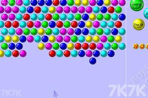 《可爱泡泡龙》游戏画面2