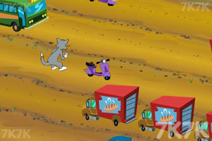 《猫和老鼠过河》截图7