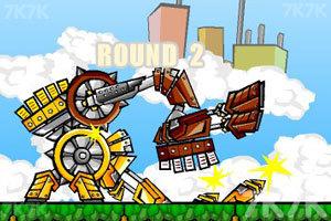 《机器人大决斗》游戏画面5