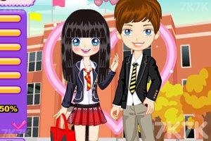 《我们约会吧》游戏画面8