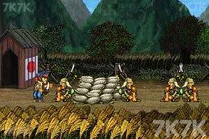 《二战前线2中文变态版》游戏画面1