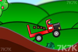 《货车送货》游戏画面6