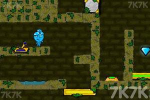 《森林冰火人3山寨版》游戏画面9