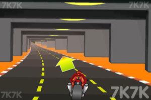 《急速摩托赛》游戏画面3