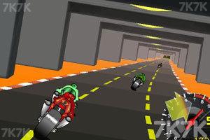 《急速摩托赛》游戏画面9