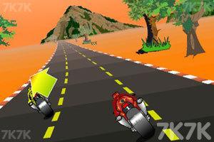 《急速摩托赛》游戏画面4