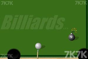 《炸弹台球》游戏画面3