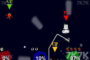 《疯狂小人战斗》游戏画面9