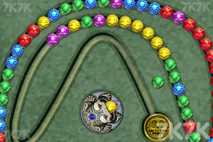 《青蛙祖玛》游戏画面9