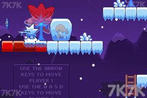 《冷冻双侠》游戏画面3