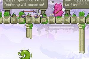 《肥猫天使》游戏画面3