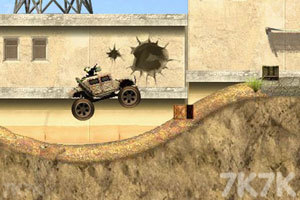《疯狂战车》游戏画面7