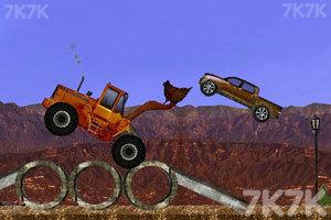 《模拟铲土车》截图9