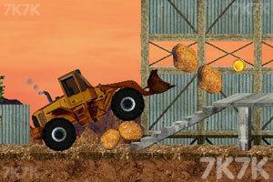 《模拟铲土车》截图3