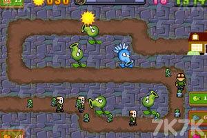 《植物大战僵尸塔防版》游戏画面9