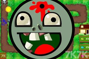 《植物大战僵尸塔防版》游戏画面5