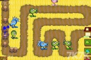《植物大战僵尸塔防版》游戏画面7