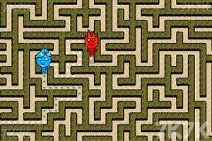 《森林冰火人双人迷宫》截图9