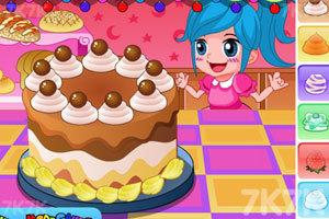 《艾米丽做蛋糕》游戏画面5