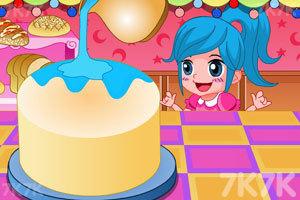 《艾米丽做蛋糕》游戏画面7